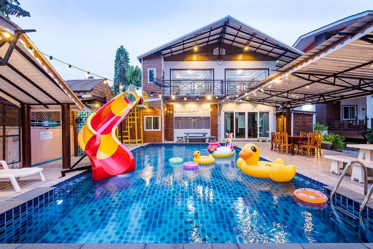 Pool villas หัวหิน