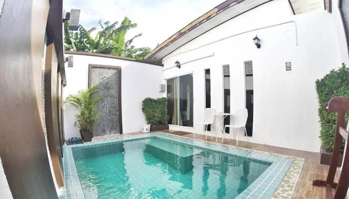 pool villa กาญจนบุรี