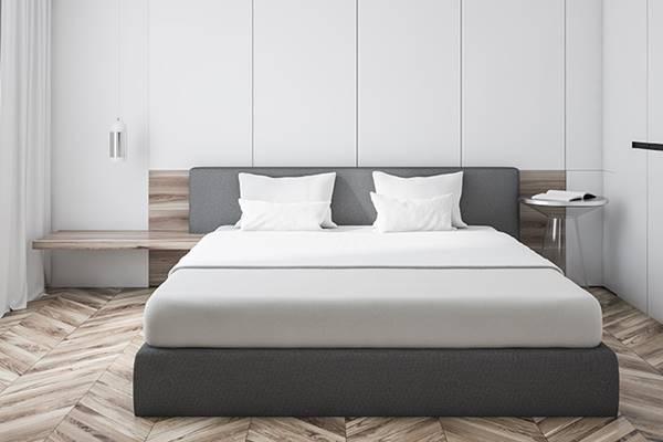 แต่งห้องนอนแบบ minimal