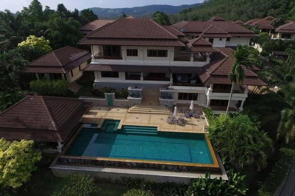 house in phuket for rent สุดหรู